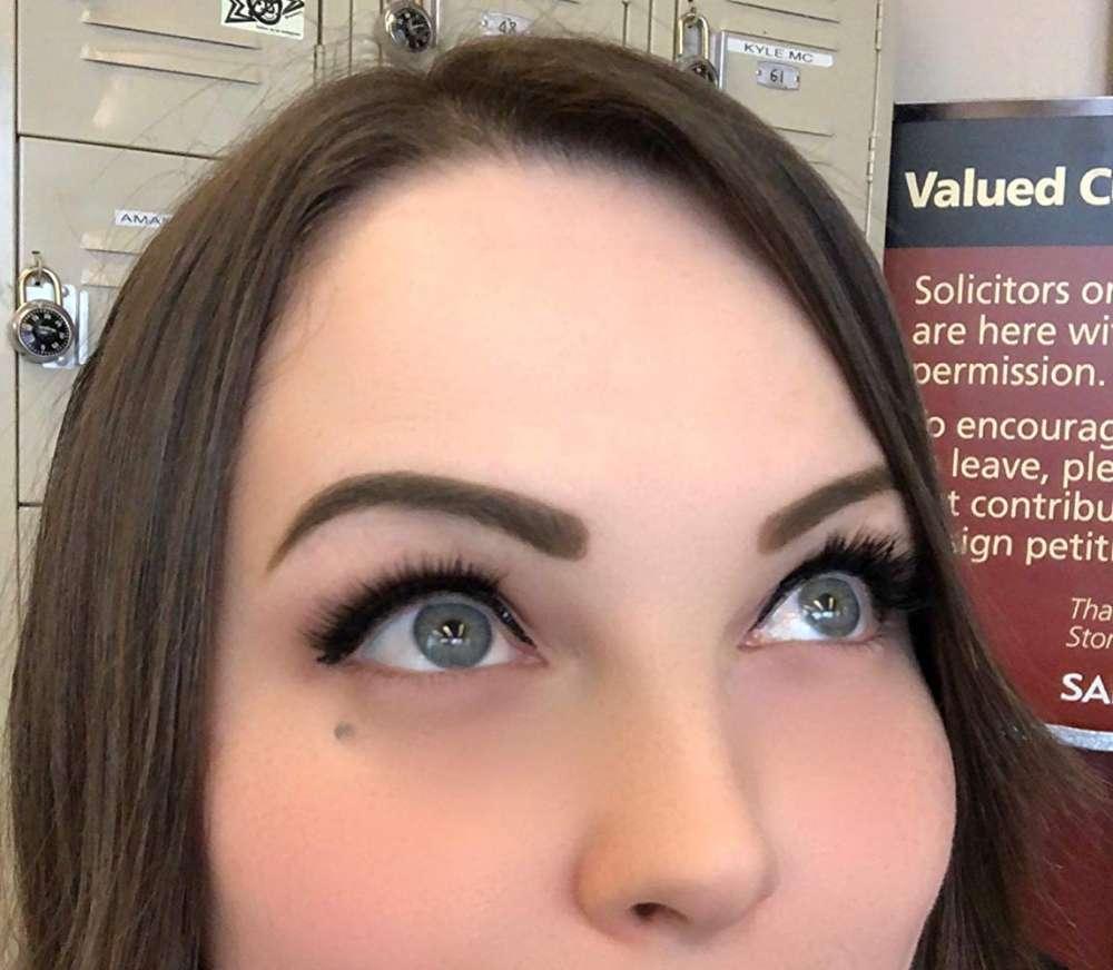 Cils magnétique avec Eyeliner liquide en Kit