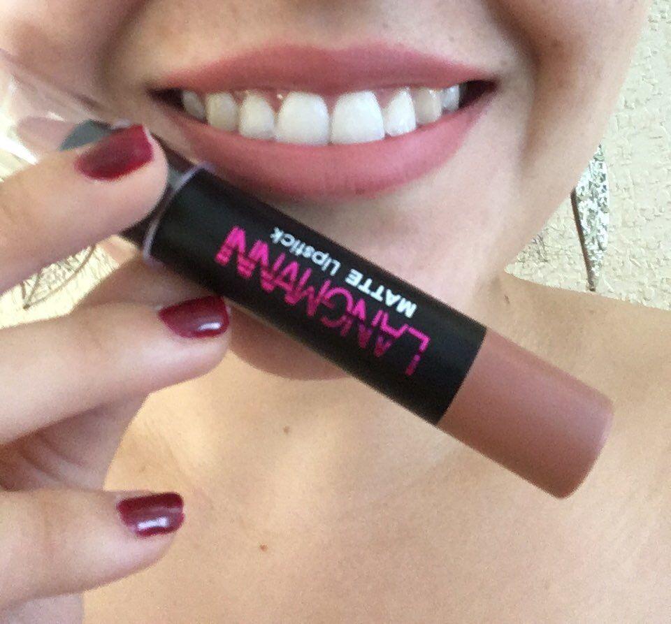 Coffret de 12 crayons à lèvres Mat - Coffret crayon Imperméable et Nutritif